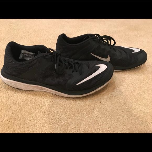 quality design 220c3 84372 Men's Nike FS Lite Run 3 Black/White | Size 10.5